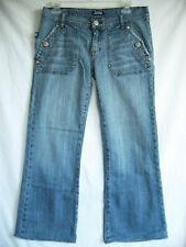 ROCK & REPUBLIC Womens Siouxsie Siosm Boot Cut Denim Stretch Blue Jeans 28