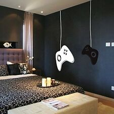 Game Controller Wall Decal Gamer Wall Decor Vinyl Wall Mural Sticker Kid Room
