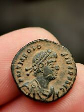 Théodose 1er, nummus , Alexandrie 379-383 ( CONCOR-DIA AVGGG//ALE) 2,83 g