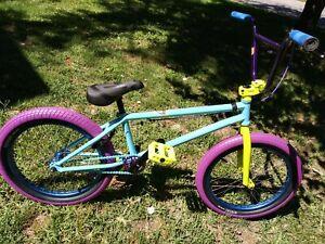 Custom Cult BMX Bike