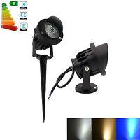 LED COB Path Flood Spot Light IP65 6W 10W 14W Outdoor Lawn Landscape Lamp Bulb