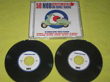 The Mod Story - In The Beginning - 50 Modern Dance Tracks 2 CD Album - Rock Funk