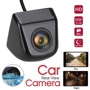 Waterproof HD 170° Car Reverse Backup Night Vision Camera Rear View Parking Cam