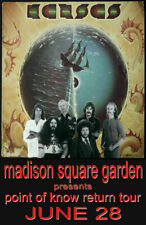 KANSAS REPLICA **MADISON SQUARE GARDEN** 1978 CONCERT POSTER