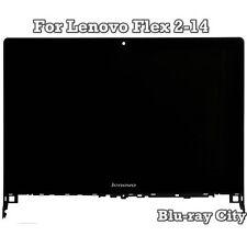"14"" Lenovo Flex 2-14 14D LED LCD Touch Screen Display Bezel Digitizer Assembly"