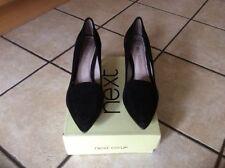 Stiletto Suede Standard Width (D) NEXT Heels for Women
