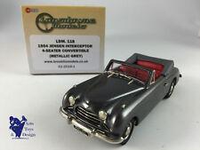 1/43 BROOKLIN LANSDOWNE 118 JENSEN INTERCEPTOR 4 SEATER CONVERTIBLE 1954