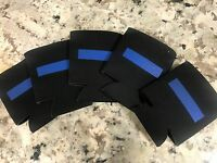 Thin Blue Line Police *Blue Lives Matter* Koozie/Can/Beer Holder