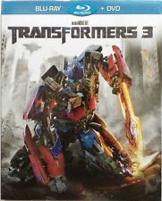 Blu-ray Transformers 3 di Michael Bay 2011 (+ DVD) Usato