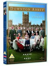 Downton Abbey - The Finale (Christmas Special 2015) [DVD] NEU / Series 6