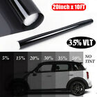 Us 3m Uncut Window Tint Roll 35 Vlt 20in X 10ft Feet Home Office Car Auto Film