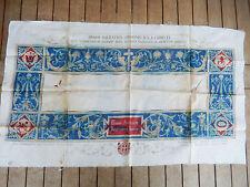 Vatican large relic Shroud of Turin Passion Jesus Christ Sindon 1898