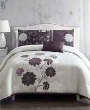 Hallmart Collectibles Klayne Embroidered 9 Piece King Comforter Set Multi $220