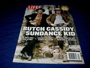 BUTCH CASSIDY AND THE SUNDANCE KID-THE GREAT FILM AT 50-LIFE SPECIAL MAGAZINE