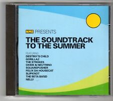 (GS76) The Soundtrack To The Summer, 15 tracks various artists - 2001 - NME CDs