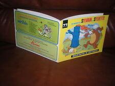 SYLVAIN ET SYLVETTE SERIE 2 N°77 MOUSTACHU SE DISTINGUE - EDITION ORIGINALE 1975