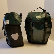 ORTLIEB Bike Packer PANNIER SET Large Pair Basic Line Outdoor Equipment 2 pc