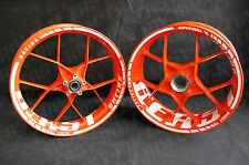 KTM Super Duke R 1290 THE BEAST - wheelsticker Felgenaufkleber decal Sticker TOP