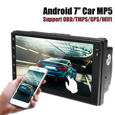 """7"""" Android 8.0 Car MP5 Player 2Din Bluetooth Stereo TMPS WIFI OBD GPS Navigation"""