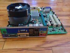 Carte mère/Motherboard Micro ATX Acer MG43M Veriton M480 S480 DT30 + DUAL CORE