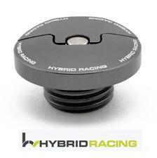 Hybrid Racing Silver Slim Oil Cap for Honda / Acura