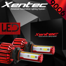 XENTEC LED HID Headlight Conversion kit 9006 6000K for 2005-2008 Scion tC