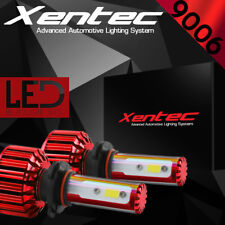 XENTEC LED HID Headlight kit 9006 White for 1990-1994 Audi V8 Quattro