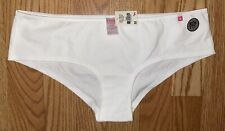 NWT Vintage Victoria Secret PINK Extra Low Rise Hipster Cotton Panties M