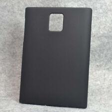 For Blackberry Passport Q30 Black Snap On Hard Case Back Cover