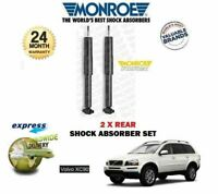 FOR VOLVO XC90 T6 V8 D3 D5 2002 > NEW 2 X REAR LEFT+ RIGHT SHOCK ABSORBER SET