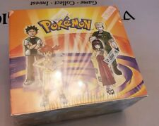 FACTORY SEALED Pokemon Gym Heroes Booster Box, BGS/PSA/HOLOFOIL???