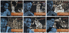 2016-17 Panini Aficionado Basketball - Base and RC Cards - Pick Card #'s 1-100