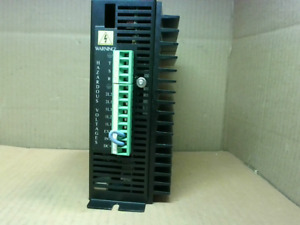 GE Fanuc IC800SSD107RS1-DC Servo Motor Controller Input=90-250V - Reconditioned