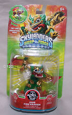 Skylanders Swap Force Jade Fire Kraken Fire Element Character Figure New In Pack
