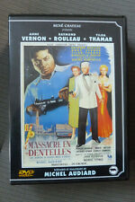 DVD massacre en dentelles 1952 rené chateau TBE michel audiard