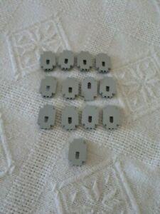 LEGO/HARRY POTTER CASTLE MURS VINTAGE 30246 LOT