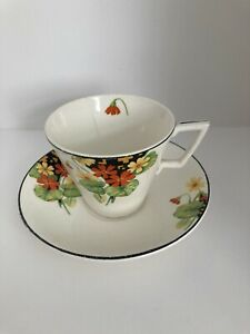 Wedgwood Art Deco Cup And Saucer