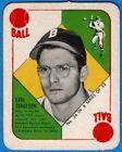 1951 Topps Blue Backs Baseball Cards 19