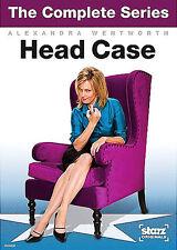 Head Case - Season 1 & 2 - Complete Series -- 4 DVD OVP