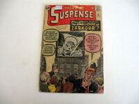*TALES OF SUSPENSE #35 Watcher Prototype Scarce!