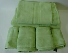LAUREN RALPH LAUREN BATH & HAND TOWEL & WASH CLOTH  6 Piece Set New