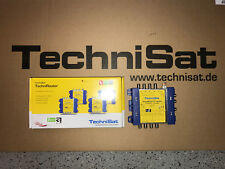 Technisat TechniRouter 5/1x8 K-R (Kaskade) Einkabellösung 0001/3291 Neu OVP