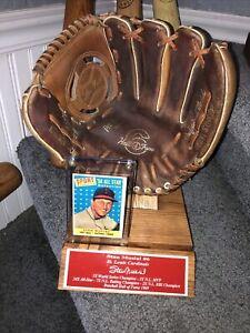 Stan Musial St Louis Cardinals Vintage Baseball Glove