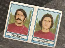 Figurina Calciatori Panini 1973-74! D'Angiulli/Malisan Reggiana N.505! Nuova!!