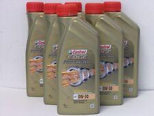 9,15 €/L castrol Edge Professional TITANIO FST a1/a5 0w-30 6 x 1 litros