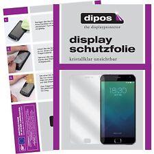 2x Meizu MX4 Pro Schutzfolie klar Displayschutzfolie Folie dipos Displayfolie
