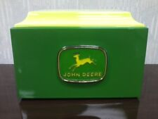 510 Green Tractor Adult Memorial Funeral Cremation Urn Free Lettering!