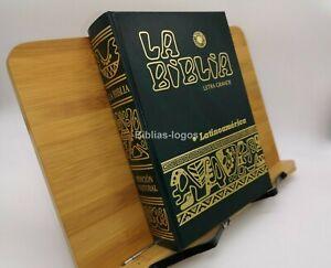 Biblia Latinoamericana letra grande Edicion Pastoral catolica con Indice