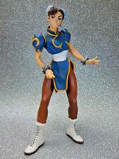 Street Fighter Figure - 2000 Chun Li - Resaurus Capcom SNES Sega II 3rd Strike