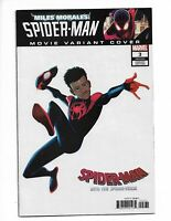 Miles Morales Spider-Man #3 Movie 1:10 Variant VF/NM Marvel Comics 2019